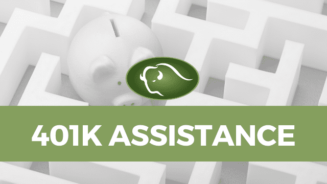 401k Assistance Financial Advisor Services