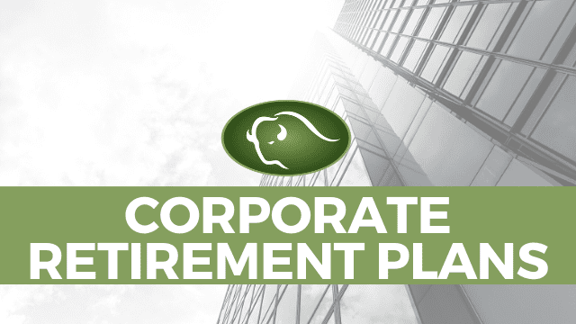 Corporate Retirement Plans Financial Advisor Services