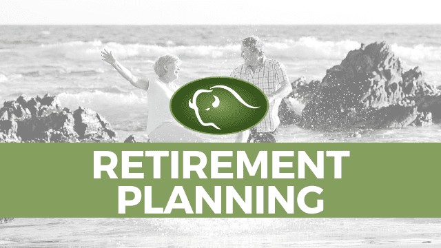 Retirement Planning Financial Advisor Services