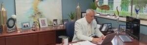 impact of coronavirus on economy mike lomas office