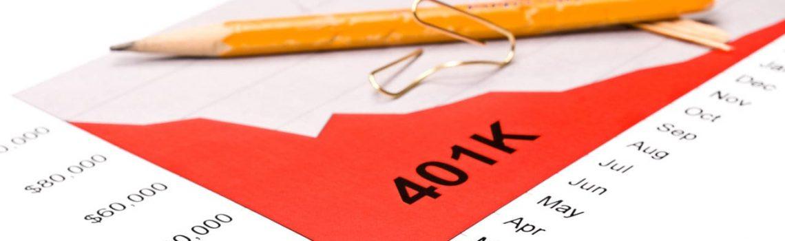 cares act 401k graph